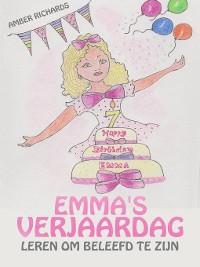 Cover Emma's Verjaardag – Leren om Beleefd te zijn
