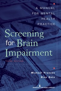 Cover Screening for Brain Impairment