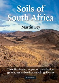 Cover Soils of South Africa