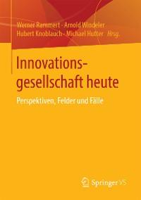 Cover Innovationsgesellschaft heute