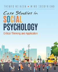 Cover Case Studies in Social Psychology
