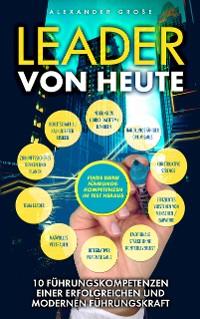 Cover LEADER VON HEUTE
