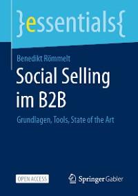 Cover Social Selling im B2B