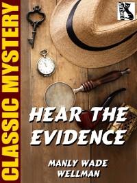 Cover Hear the Evidence