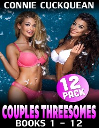 Cover Couples Threesomes 12-pack : Books 1 to 12
