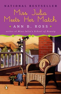 Cover Miss Julia Meets Her Match
