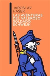 Cover Las aventuras del buen soldado Švejk - Ilustrado