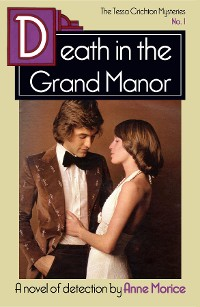 Cover Death in the Grand Manor