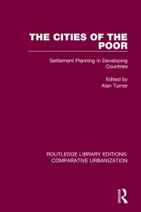 Cover Cities of the Poor