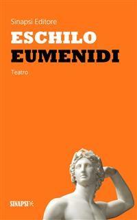 Cover Eumenidi