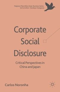 Cover Corporate Social Disclosure