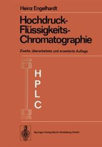 Cover Hochdruck-Flussigkeits-Chromatographie