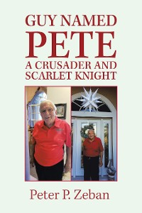 Cover Guy Named Pete a Crusader and Scarlet Knight
