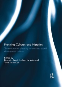 Cover Planning Cultures and Histories