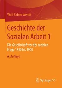 Cover Geschichte der Sozialen Arbeit 1
