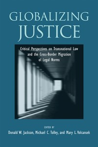 Cover Globalizing Justice
