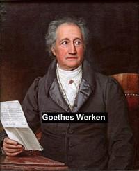 Cover Goethes Werken