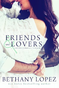 Cover Friends & Lovers Trilogy