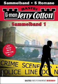 Cover Jerry Cotton Sammelband 1 - Krimi-Serie