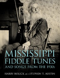 Cover Mississippi Fiddle Tunes and Songs from the 1930s