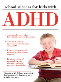 Cover School Success for Kids with ADHD