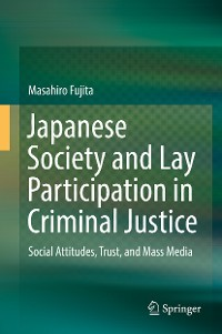 Cover Japanese Society and Lay Participation in Criminal Justice