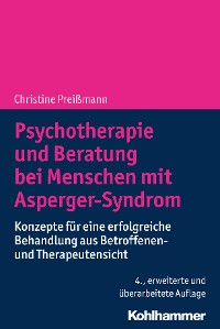 Cover Psychotherapie und Beratung bei Menschen mit Asperger-Syndrom