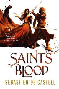 Cover Saint's Blood