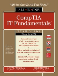 Cover CompTIA IT Fundamentals All-in-One Exam Guide (Exam FC0-U51)