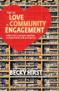 Cover For the Love of Community Engagement