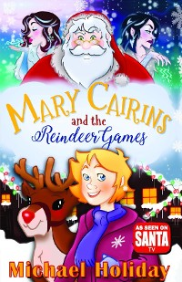 Cover Mary  Cairins and the Reindeer Games