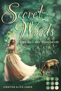 Cover Secret Woods 1: Das Reh der Baronesse (Märchenadaption von »Brüderchen und Schwesterchen«)
