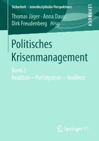 Cover Politisches Krisenmanagement