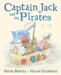 Cover Captain Jack and the Pirates