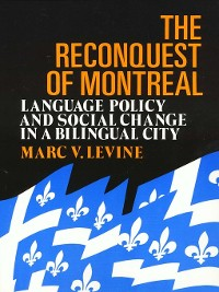 Cover The Reconquest of Montreal