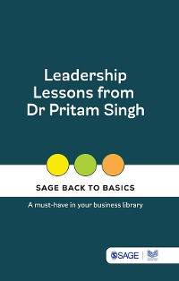 Cover Leadership Lessons from Dr Pritam Singh