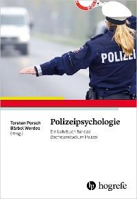 Cover Polizeipsychologie