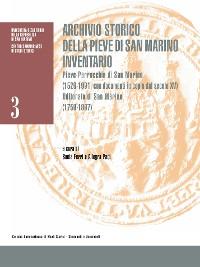Cover Archivio storico della Pieve di San Marino