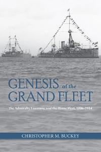 Cover Genesis of the Grand Fleet