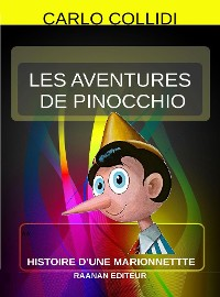 Cover Les Aventures de Pinocchio