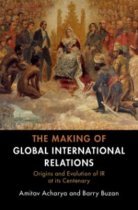 Cover Making of Global International Relations