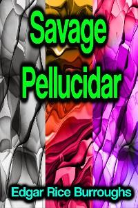 Cover Savage Pellucidar