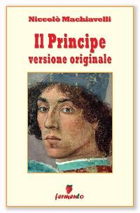 Cover Il Principe - versione originale