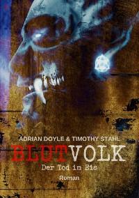 Cover BLUTVOLK, Band 7: DER TOD IM EIS