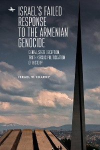 Cover Israel's Failed Response to the Armenian Genocide