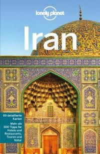 Cover Lonely Planet Reiseführer Iran
