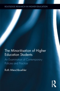 Cover Minoritisation of Higher Education Students