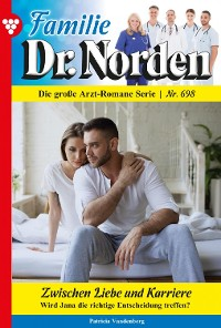 Cover Familie Dr. Norden 698 – Arztroman