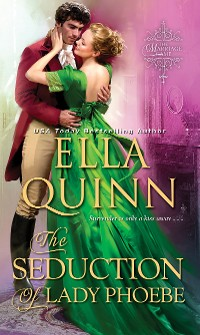 Cover The Seduction of Lady Phoebe