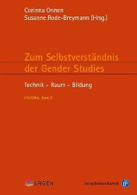 Cover Zum Selbstverständnis der Gender Studies II